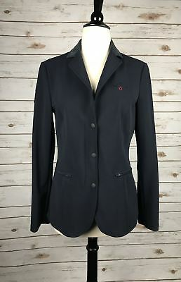 Cavalleria Toscana Competition Jacket in Navy - Women's IT44