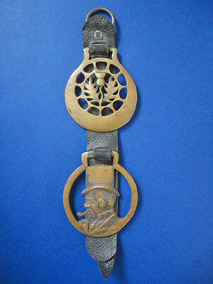 Vintage Saddle Brasses Medallions