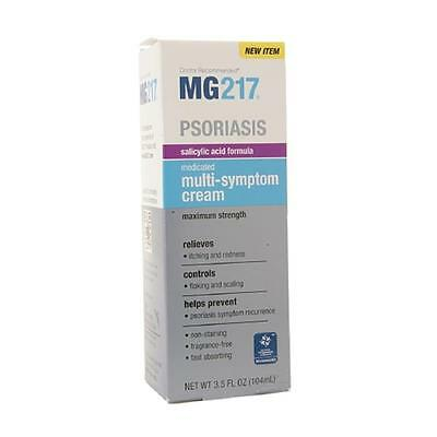 MG217 Medicated Multi-Symptom Cream Max Strength 3.5 oz