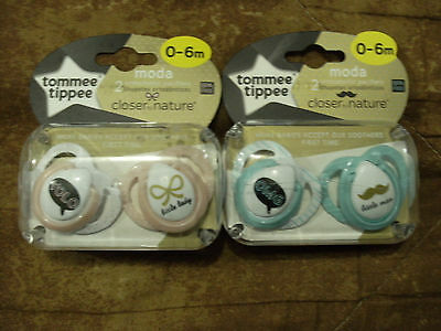 Tommee Tippee Closer To Nature Pack - 0-6m (Boy pack & Girl pack)