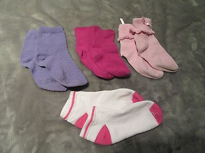 8 pieces Mixed Lot Size Girls Panties,Leotards, Booties,socks headband