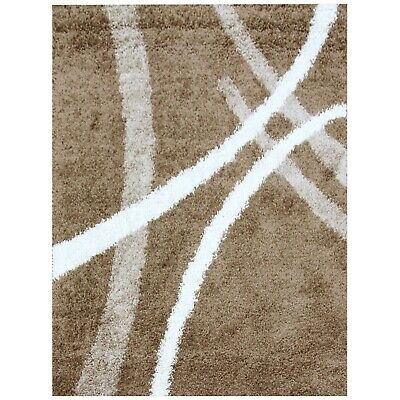 New Floor Rug Contemporary Modern Plush Super Soft Thick Shag Carpet Mat Decor