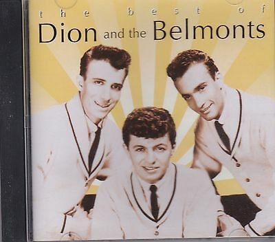 The Best Of Dion & The Belmonts - Cd - New -