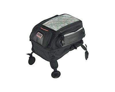 Magnetic tank bag made of 600D polyester IXS RARON