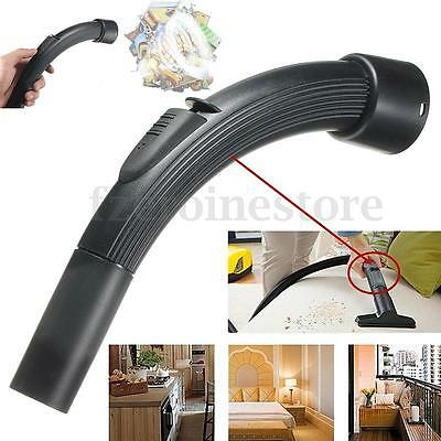 Spare Part Vacuum Cleaner Wand Handle Bent Bend Hose End For Hoover Miele 32mm