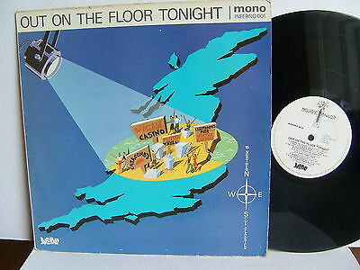 Out On The Floor Tonight  INFERNO 1  UK LP 1979 Eloise Laws Ann Sexton The Crow
