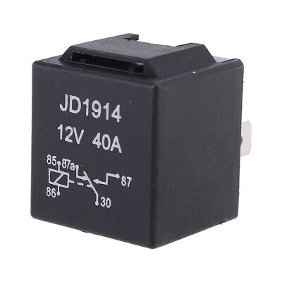 Waterproof Car 5Pin 40/100A Long Life Automotive Relay Normally Open DC 12 /24V