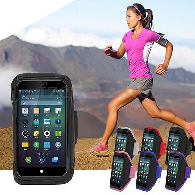 New Running Jogging Arm Band Sports Armband Case Holder Strap For Samsung Galaxy