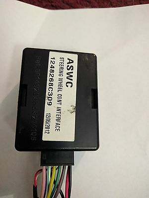 Axxess ASWC-1 Steering Wheel Control Interface Kenwood Alpine Sony Pioneer