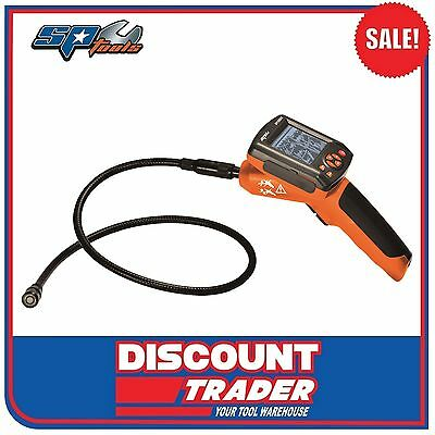 SP Tools High Resolution Video Borescope with 6mm Camera - SP70935