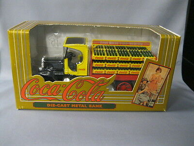 1994 Coca Cola Die-Cast Metal Bank ERTL New In The Box