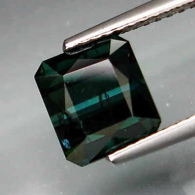 INDICOLITE TOURMALINE  NATURAL MINED UNTREATED 2.62Ct  MF7159
