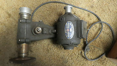 United States Electric Tool Co. Tool post grinder simalir to a dumore