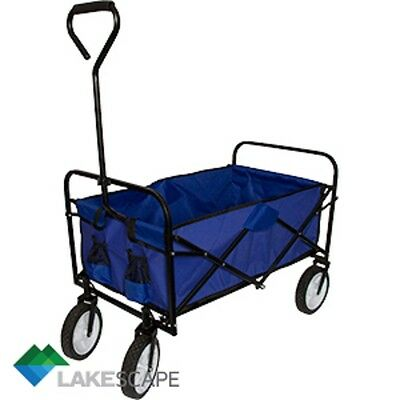 New Collapsible Portable Folding Camping Wagon Cart Trolley Fishing,Festival,