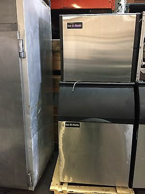 Ice O Matic Model ICE1006HA3, Commercial Ice Maker 1000lbs