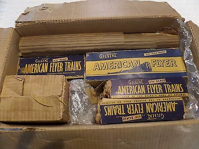 1950 American Flyer 4904T Pacific Freight Set Complete In Original Box