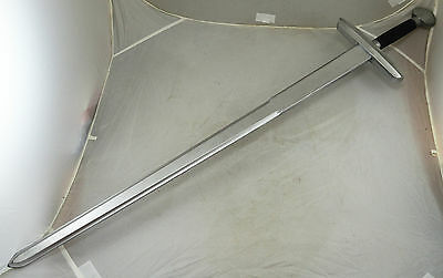 Full Size Medieval Sword Foam/Resin Fantasy/Cosplay/Role Play/Halloween 110cm!!