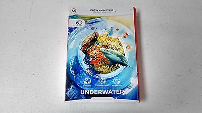 Mattel DRX15 View-Master Virtual Reality Underwater Experience Pack  NEW OPENED
