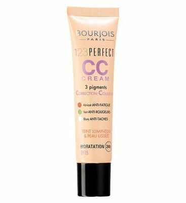 Bourjois 123 Perfect Colour Correcting CC Cream SPF15 - Light Beige (32)