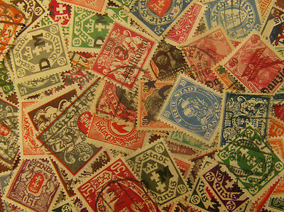 GERMANY Territories DANZIG Stamp Collection 100 Different Mint & Used