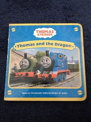 Thomas and the Dragon by Egmont UK Ltd (Board book, 2007)