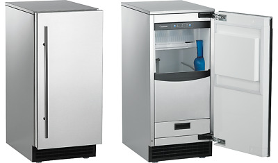 "Scotsman Brilliance Series 15"" Nugget Sonic Ice Maker -SCN60GA1SS"