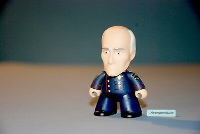 Battlestar Galactica So Say We All Titans Vinyl Figures Saul Tigh 1/18