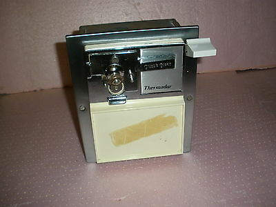 Retro Thermador in Wall Electric Can Opener Appliance Model CO-1 Working Cond.