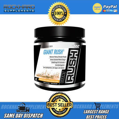 Giant Sports Giant Rush 60 Serves - Energy - Focus
