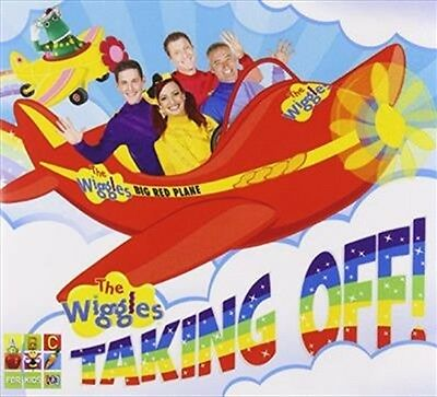 Taking Off, 2013  Wiggles CD NEW