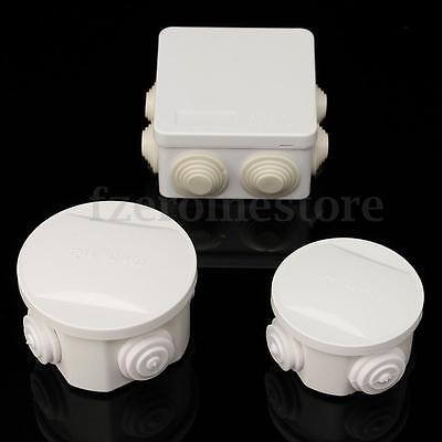 Waterproof Junction Box Cover Electronic Enclosure Project Stylish Home Office