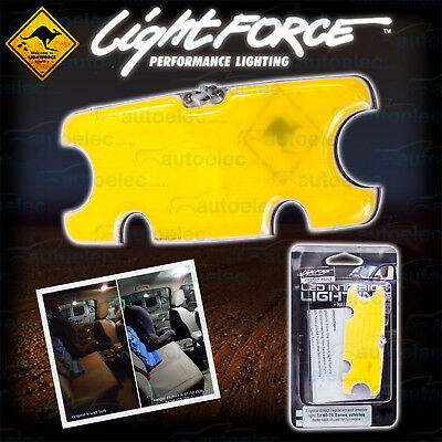 Lightforce Landcruiser 79 Series Led Interior Light Upgrade 4300K Natural White