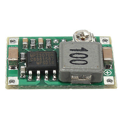 Mini DC-DC Converter Step Down Module Adjustable 3v 5v 16v For RC Plane
