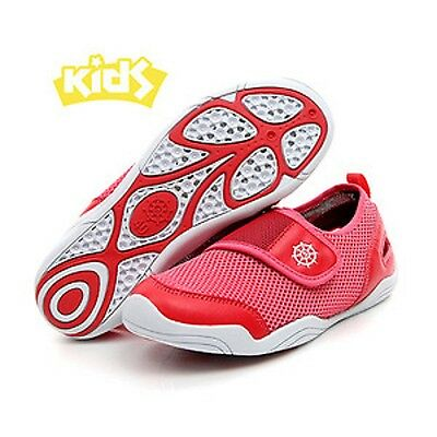Ballop Kids Water Shoes Red for Girls