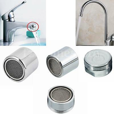 Chromed 16-24mm Swivel Water Tap Aerator Male/Female Nozzle Faucet Spout Filter