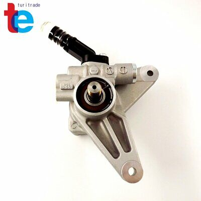 New Power Steering Pump 6 Cylinder 3.5L Fit for 08-12 Accord 09-11 Pilot 21-5494