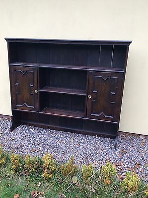 Antique Oak Dresser Top