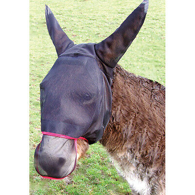 Equilibrium Products - Field Relief Max Fly Mask - Small Donkey or Large Donkey