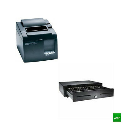 Vend (    Star TSP 143 + Cash Drawer)