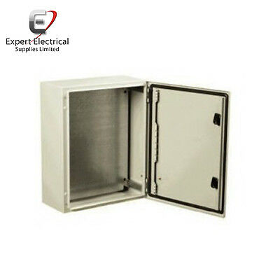 Hellermann Tyton Metal Enclosures Various Sizes IP66 Grey Indoor or Outdoor