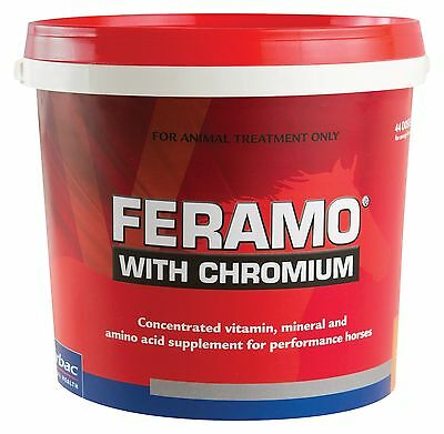 Feramo H Chromium 2.5kg Red Horse Equine Health Supplement