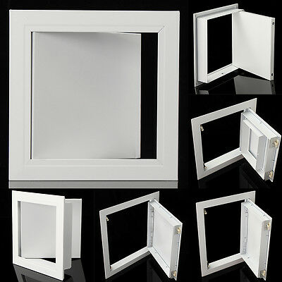 Access Panel White Inspection Door Revision Hatch Aluminum Alloy Door All Size
