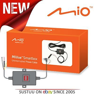 Mio MiVUE Smart Power Box Car Battery Saver For All MiVue Dash Cams 5416N4670072