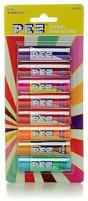 Pez Party Pack 8-Piece Lip Balm