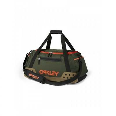 Oakley Factory Pilot MTB Mountain Bike Motocross Surf Duffle Bag - HERB
