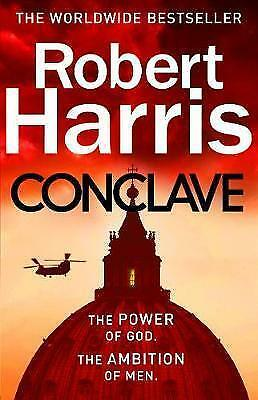 Conclave by Robert Harris Paperback, 2017