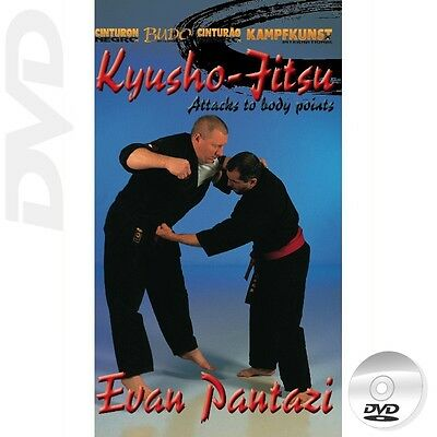 DVD Kyusho Jitsu Points on the Body