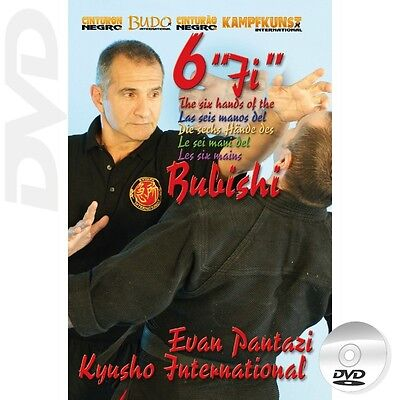 DVD Kyusho The 6 Ji Hands