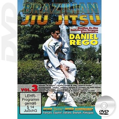 DVD Brazilian Jiu Jitsu The Guard position