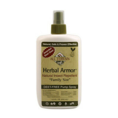 ALL TERRAIN - Herbal Armor Insect Repellent Spray-Value Size - 8 oz